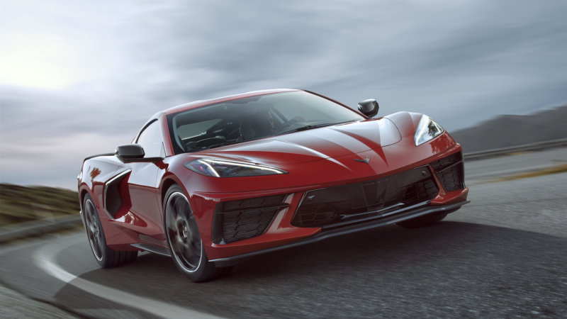 2020 Chevrolet Corvette production, dealer allocation trimmed by 20%