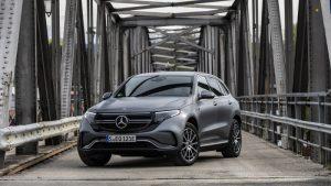 Mercedes halves EV production target due to battery shortage