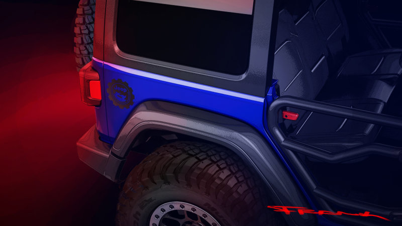 Jeep Wrangler Mopar special edition coming to Chicago