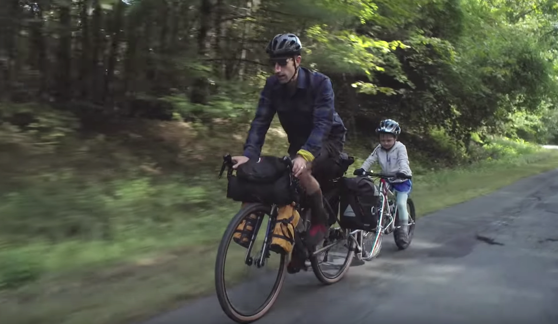 A Father and Daughter Learn About the Very Real Healing Power of Bikes