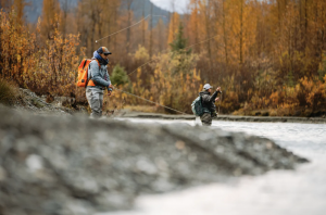 Everyone Can Find a Community in Fly Fishing