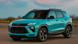 2021 Chevrolet Trailblazer Review | Price, features, specs, photos