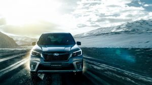 2020 Subaru Forester Sport unveiled in Japan with turbo power