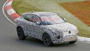 2021 Jaguar E-Pace spied hiding its first facelift