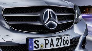Mercedes-Benz recalls GLE, GLS over light-up logo problem