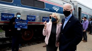 Amtrak vows to work with future Biden administration