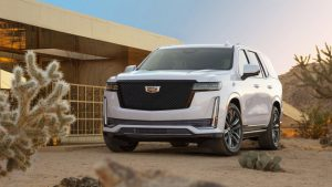 GM to sell large SUVs in China