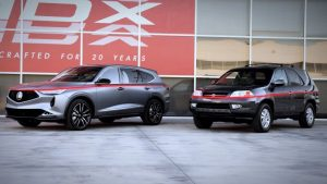 Watch: Acura MDX Prototype design lead details old and new MDX