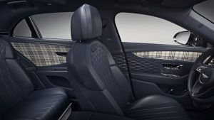 Bentley introduces tweed trim as new option for all models