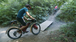 Your Microadventure Challenge Is School Night Bikepacking