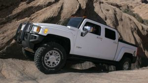 Jeep has no plans for Gladiator 392, but Hummer built H3T V8 in 2008