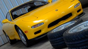 Mazda's heritage parts program expands to include the RX-7
