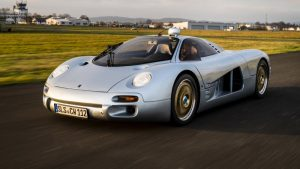 1993 Isdera Commendatore 112i one-off heads to auction
