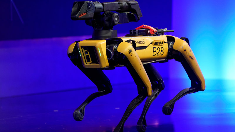 SoftBank has reportedly sold Boston Dynamics to Hyundai