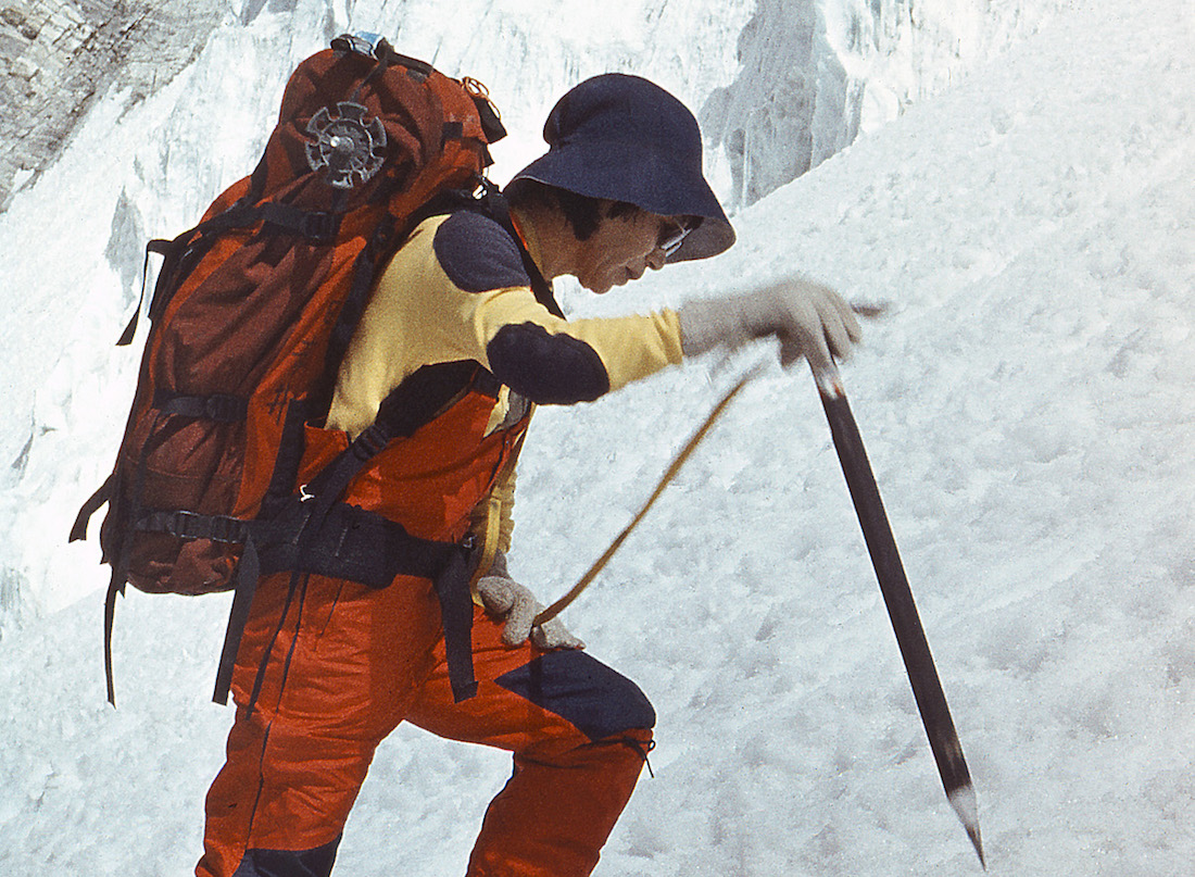Junko Taibei, the First Woman to Climb Everest and the Seven Summits