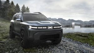 Dacia introduces Bigster concept | Autoblog