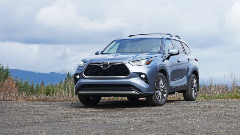 2021 Toyota Highlander Review | Price, specs, features and photos