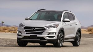 2016-2018 and 2020-2021 Hyundai Tucson SUVs recalled for fire risk