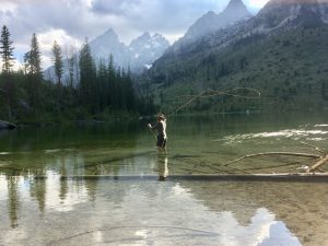 Grand Teton Nat Park Camp Resos Go On Sale Soon—Get to a Computer