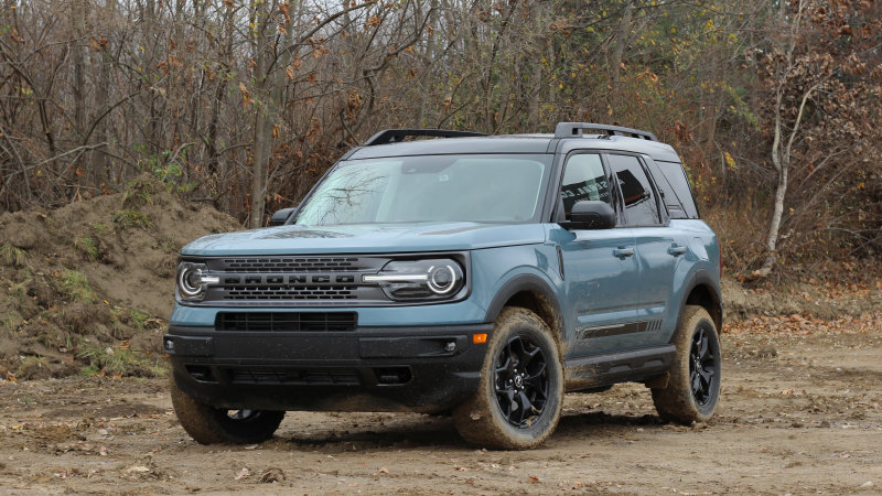 2021 Ford Bronco Sport First Drive   Specs, photos, features