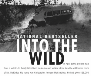 Listen to Jon Krakauer Discuss the 25th Anniversary of 'Into the Wild'