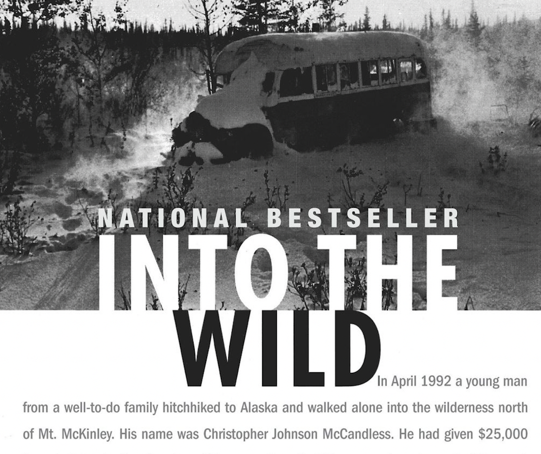 Listen to Jon Krakauer Discuss the 25th Anniversary of 'Into the Wild'