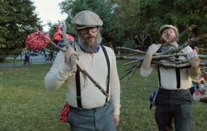 Artisanal Hobo Bindles: The Next Big Thing in Gear Carry?