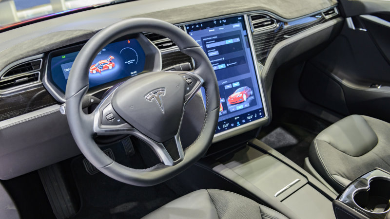 Tesla asks NHTSA to declare metric speed display issue inconsequential