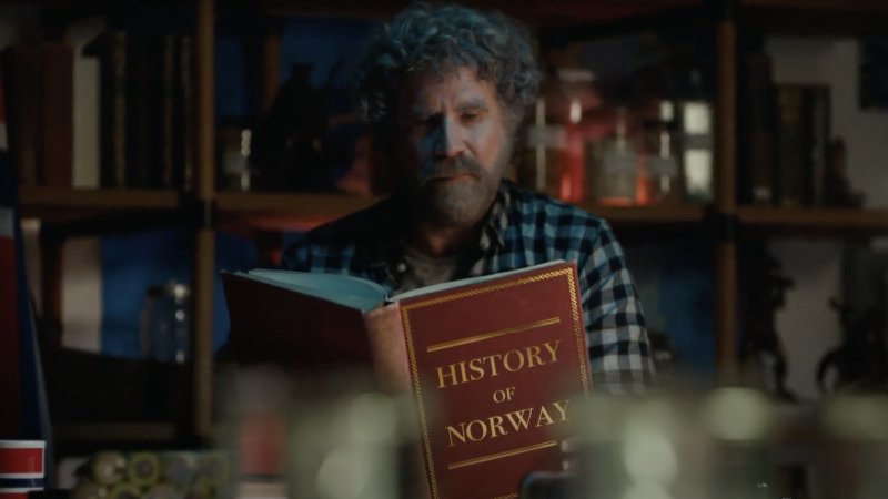 Will Ferrell hates Norway in GM's Super Bowl ad teaser