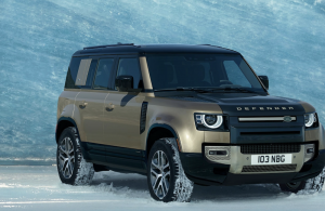 Land Rovers Get Electrified in 2024