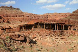 The Last Hurrah Cabin, Moab, Utah