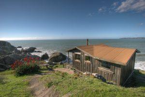 Steep Ravine Cabins, Marin County, California