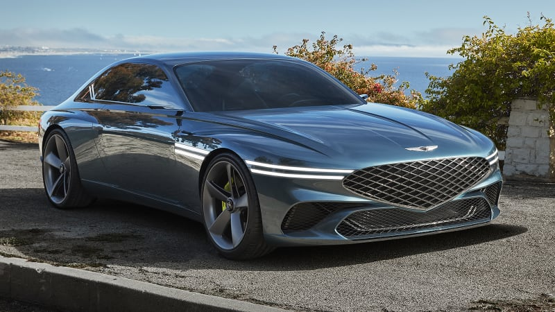 Genesis X concept is beautiful, and Genesis needs to build it