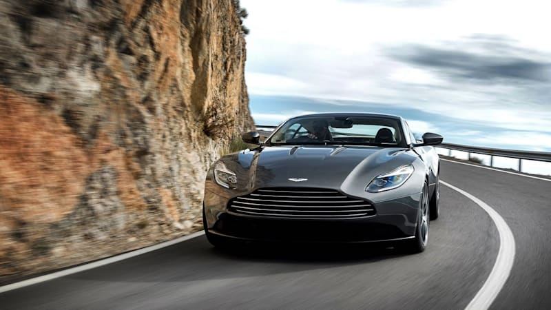 The Aston Martin DB11 leads this month's list of new car discounts