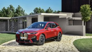 BMW iX xDrive50 isn't just greener on the road, but from the get-go