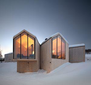 Split View Mountain Lodge, Buskerud, Norway