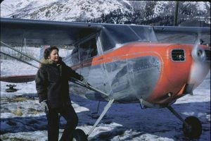 Conservationist Ginny Wood Wrapped Her Arms Wide 'Round Alaska