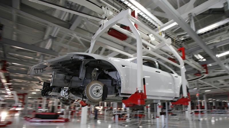 Tesla's Q1 deliveries break previous record