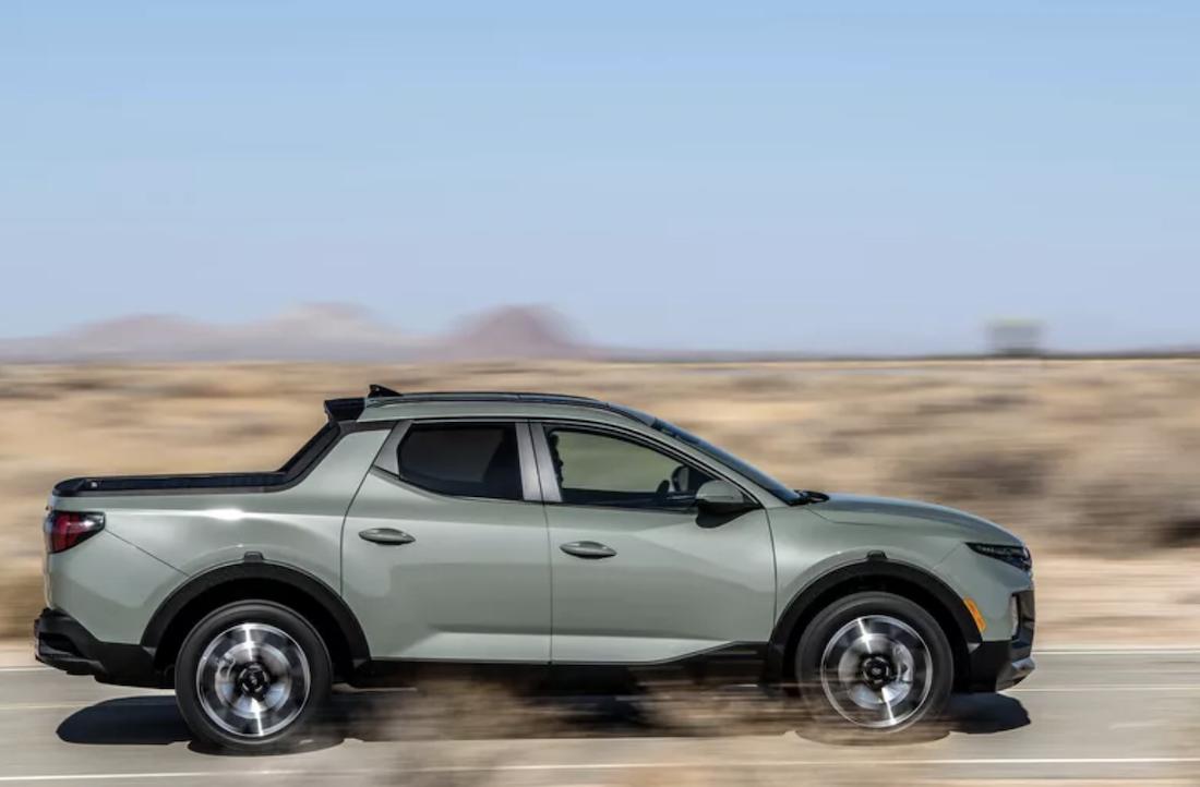 Hyundai's New Mini Truck, the Santa Cruz—Whaddya Think?