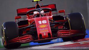 Ferrari gives Charles Leclerc his winning F1 car